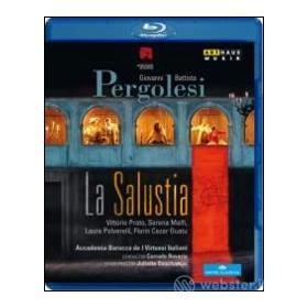 Giovanni Battista Pergolesi. La Salustia (Blu-ray)