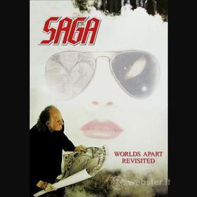 Saga - Worlds Apart Revisited (2 Dvd+2 Cd))
