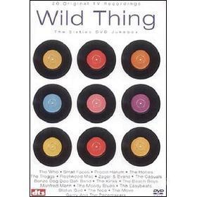 Wild Thing. The Sixties DVD Jukebox. 20 Original Tv Recordings