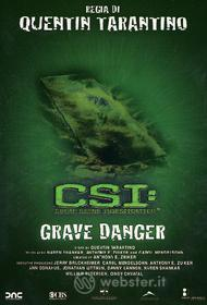 CSI. Crime Scene Investigation. Grave Danger