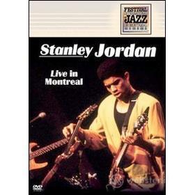 Jordan Stanley. Live in Montreal