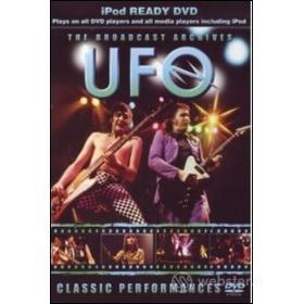 UFO. Classic Performances. The Broadcast Archives