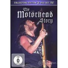 Motorhead. The Motorhead Story (2 Dvd)