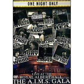 Live At The Royal Albert Hall. The A.I.M.S. Gala
