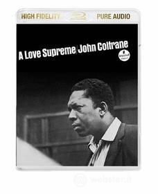 John Coltrane - A Love Supreme (Blu-Ray Audio) (Blu-ray)
