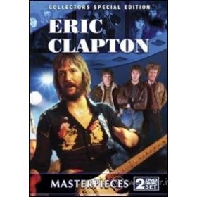 Eric Clapton. Masterpieces (2 Dvd)