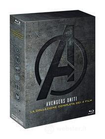Avengers Collection (5 Blu-Ray) (Blu-ray)