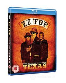 Zz Top - The Little Ol'Band From Texas (Blu-ray)