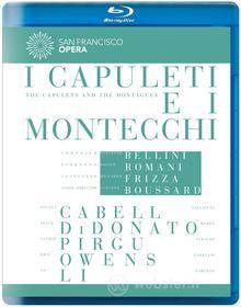 Vincenzo Bellini - I Capuleti E I Montecchi (Blu-ray)