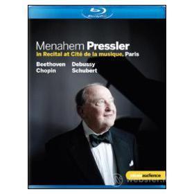 Menahem Pressler in Recital (Blu-ray)