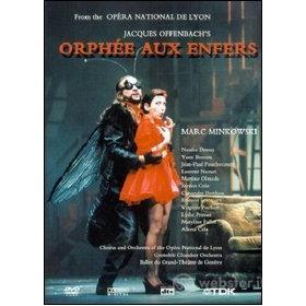 Jacques Offenbach. Orphée aux Enfers. Orfeo all'inferno
