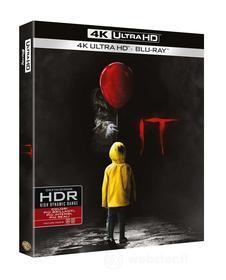 It (2017) (Blu-Ray 4K Ultra Hd+Blu-Ray) (2 Blu-ray)