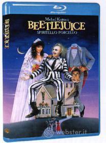 Beetlejuice. Spiritello porcello (Blu-ray)