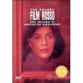 Film rosso. Tre colori