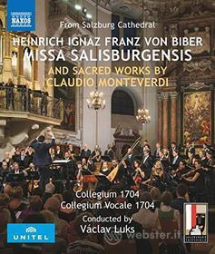 Heinrich Ignaz Franz Biber - Missa Salisburgensis (Blu-ray)