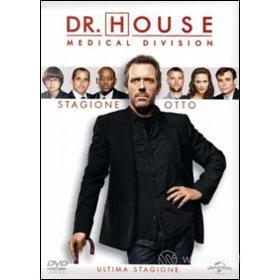 Dr. House. Medical Division. Stagione 8 (7 Dvd)
