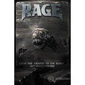 Rage. From The Cradle To The Stage (2 Dvd)