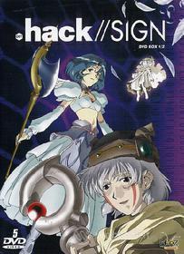 Hack//Sign + Hack//Liminality. Box Set 1 (6 Dvd)