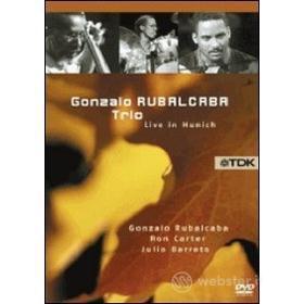 Gonzalo Rubalcaba Trio. Live in Munich