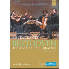 Ludwig van Beethoven. The Complete String Quartets (5 Dvd)