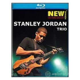 Stanley Jordan. The Paris Concert (Blu-ray)