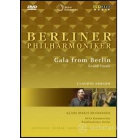 Berliner Philharmoniker. Gala from Berlin 1999. Grand Finale