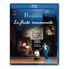 Giovanni Battista Pergolesi. Lo frate 'nnamorato (Blu-ray)