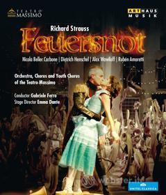 Richard Strauss - Feuersnot Op.50 (Blu-ray)