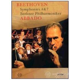 Ludwig van Beethoven. Symphonies n. 4 & 7