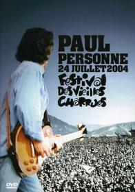 Paul Personne - Festival Des Vieilles Charrues 2004