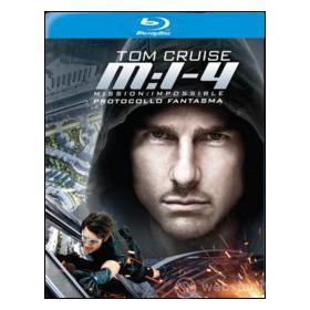 Mission: Impossible. Protocollo Fantasma (Blu-ray)