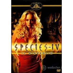 Species IV. Il risveglio
