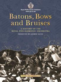 Batons, Bows And Bruises (Dvd+Cd)