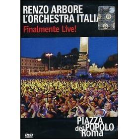 Renzo Arbore & l'Orchestra Italiana. Finalmente Live!