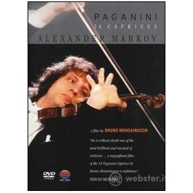 Nicolò Paganini. 24 Capricci per violino op. 1