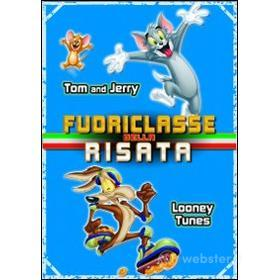 Fuoriclasse della risata. Tom e Jerry - Looney Tunes (2 Dvd)