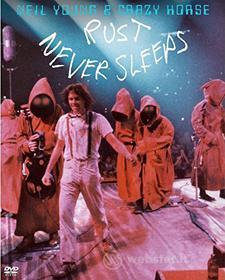 Neil Young & Carzy Horse. Rust Never Sleeps (Blu-ray)
