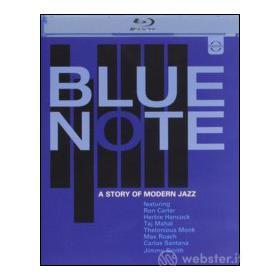 Blue Note. A Story of Modern Jazz (Blu-ray)