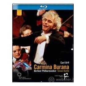 Carl Orff. Carmina Burana (Blu-ray)