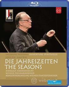 Franz Joseph Haydn. The Seasons (Blu-ray)
