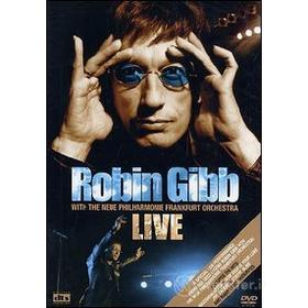 Robin Gibb. Live With The Frankfurt Neue Philharmonic Orchestra