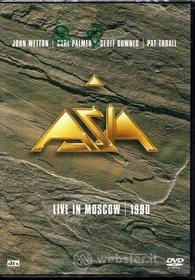 Asia - Live In Moscow - 1990 (2 Dvd)
