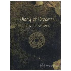 Diary of Dreams. Nine in Numbers