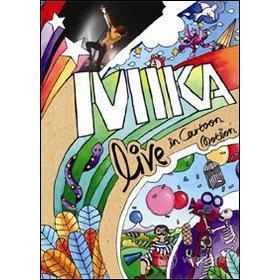 Mika. Live In Cartoon Motion