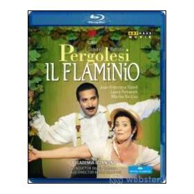 Giovanni Battista Pergolesi. Il flaminio (Blu-ray)