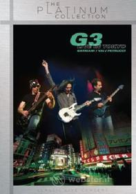 G3. Live in Tokyo. Joe Satriani, Steve Vai, John Petrucci