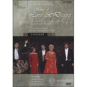 Gala from Berlin. Songs of Love and Desire. Silvesterconzert 1998