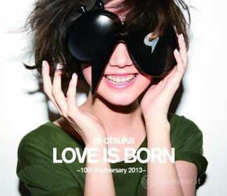 Ai Otsuka Love Is Born 10Th Anniversary 2013 (Blu-ray)