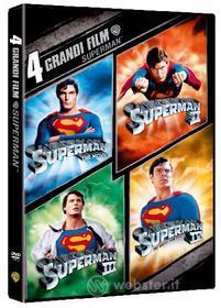 4 grandi film. Superman (Cofanetto 4 dvd)