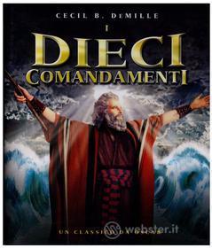 I Dieci Comandamenti (Blu-ray)
